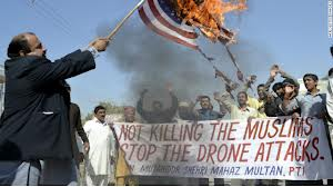 Stop Drones Protest