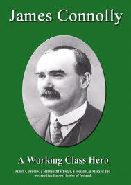 James Connolly - A Working Class Hero original DVD cover.
