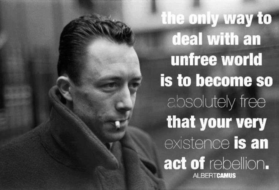 Camus Freedom