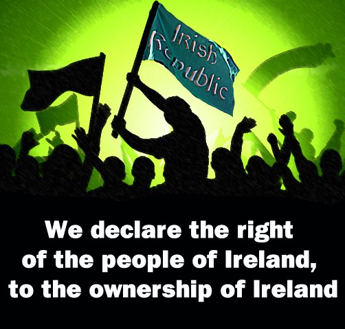 Irish Republic people