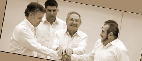 We Are Not 'Co-Operating'; We Are Making Peace-FARC