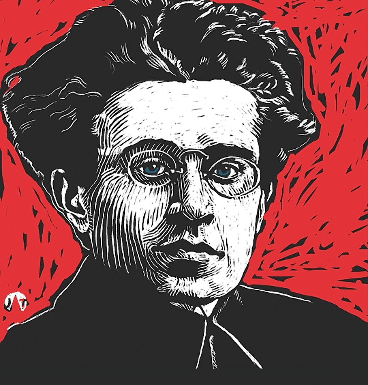 Image result for gramsci painting