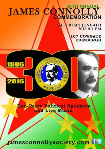 Connolly Commemoration 2016