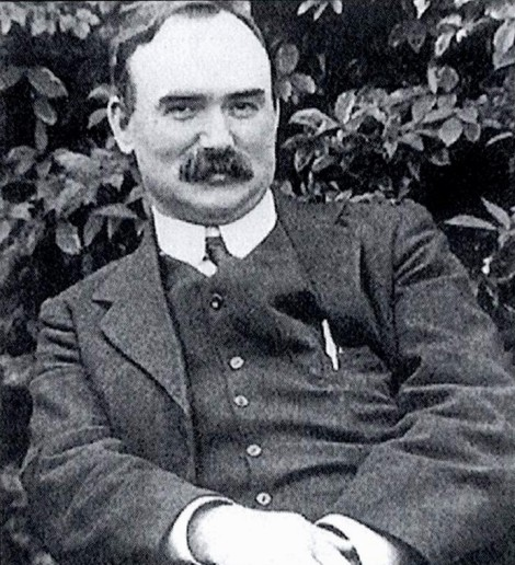 July 12th: James Connolly